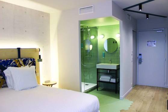 rénovation chambre d'hôtel 2