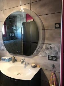 Rénovation salle de bains détail